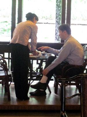 中国、可憐な文化