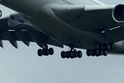 飛行機のリベット