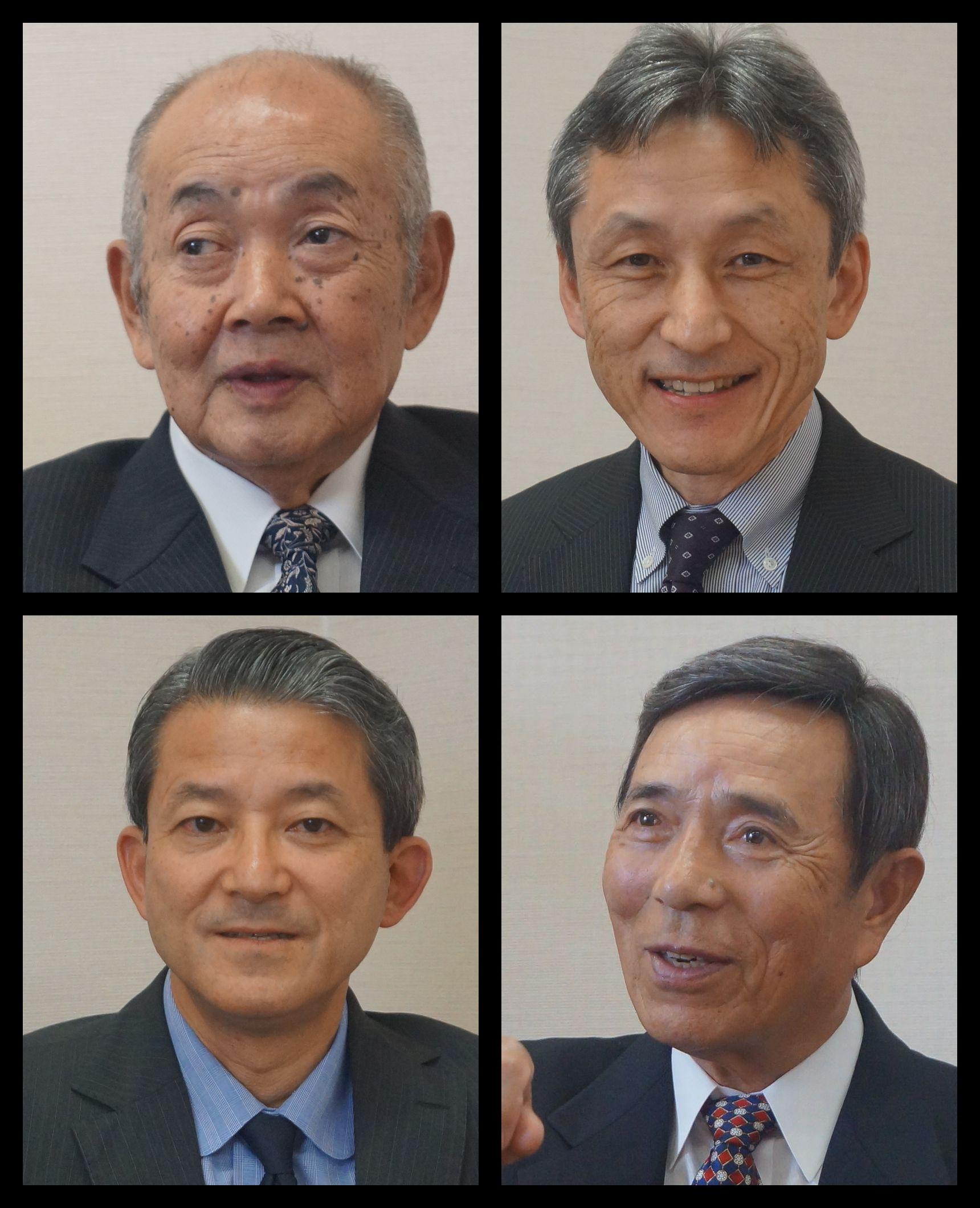 梶哲商店60周年 対談