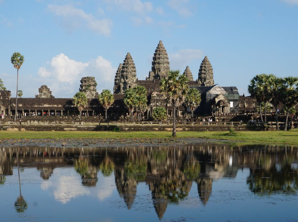 カンボジアで考えたとこ